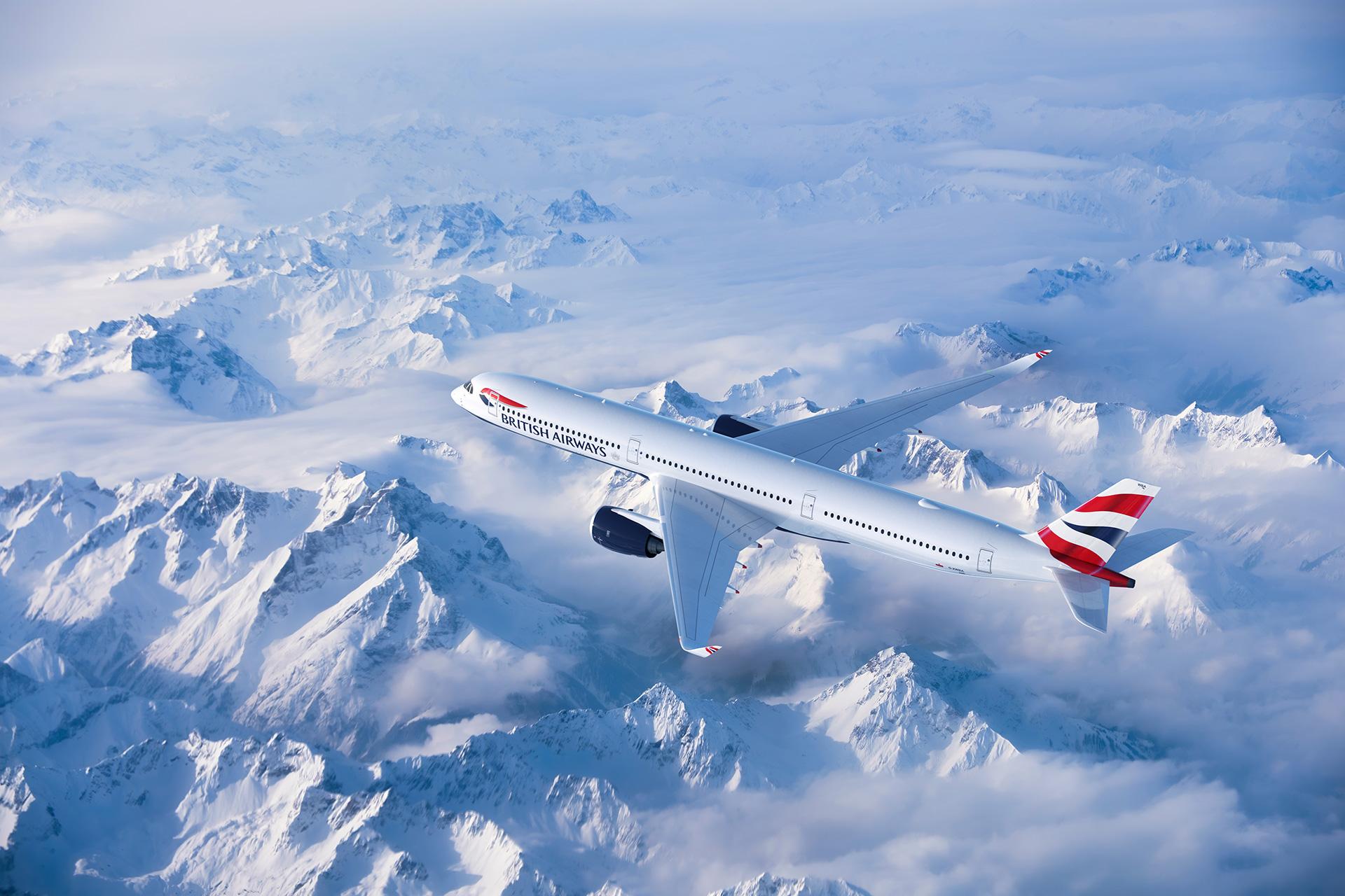British Airways A350 Showcase Video